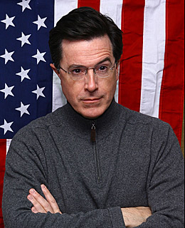 stephen colbert is wittier and truthier than you [updated] | angry ...