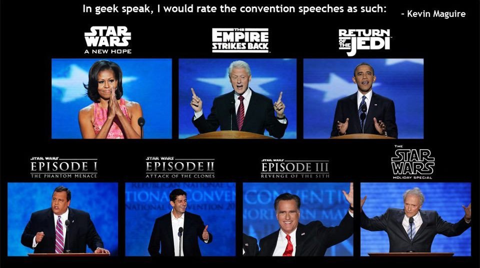 Star Wars Conventions your moment of geek the conventions meet star wars angry black,Star Wars Election Meme