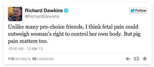 [Image: Dawkins-Pig-Fetus-Tweet1.jpg]