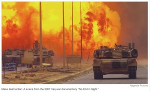Iraq War Damage