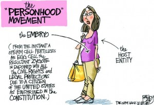 Mississippi is Bringing Personhood Back